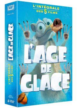 L'Àge de glace - Intégrale - 5 films