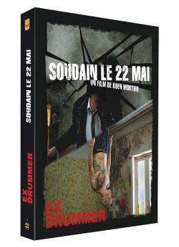 Coffret Koen Mortier - L'intégrale : Soudain le 22 mai + Ex Drummer