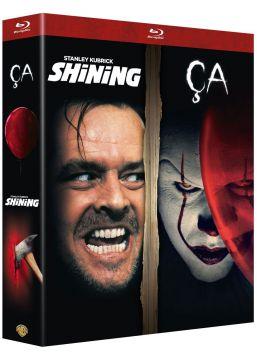 Coffret Horreur Incontournables 2 films : Ça + Shining
