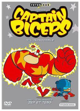 Captain Biceps - 4 - L'inoxydable