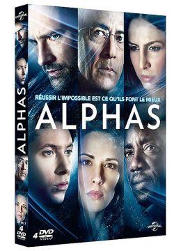 Alphas - L'intégrale de la saison 1