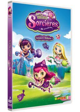 Les Mini Sorcières - Saison 1 - Volume 1