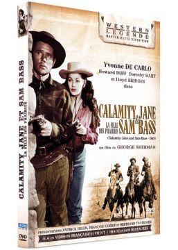 Calamity Jane & Sam Bass - La Fille des prairies
