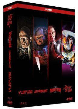 Cult'Horror : Phantasm + Chucky - Jeu d'enfant + Street Trash + La Colline a des yeux