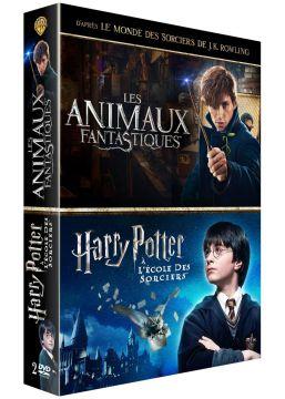 Harry Potter à l'école des sorciers + Les Animaux fantastiques