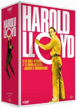Harold Lloyd en 16 longs métrages et 13 courts métrages + archives et documentaires