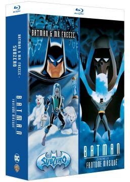 Batman Films animés - Collection de 2 films : Batman contre le fantôme masqué + Batman & Mr. Freeze: Subzero