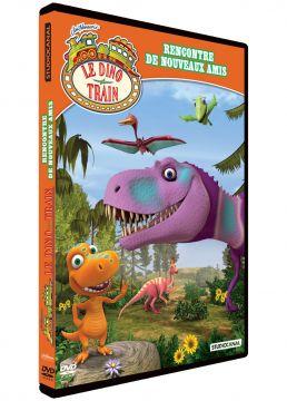 Le Dino Train - Rencontre de nouveaux amis