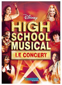 High School Musical : le concert