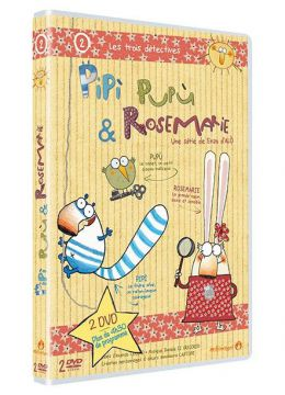 Pipì, Pupù et Rosemarie - Vol. 2 : Le monde sens dessus dessous