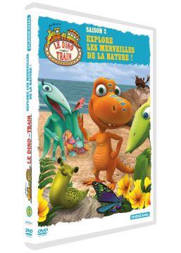 Le Dino Train - Saison 2 - 2 - Explore les merveilles de la nature !
