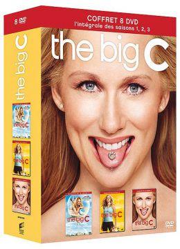 The Big C - Coffret 8 DVD - L'intégrale des saisons 1, 2, 3