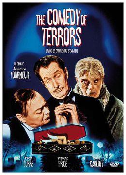 The Comedy of Terrors (Quand le croque-mort s'en mêle)