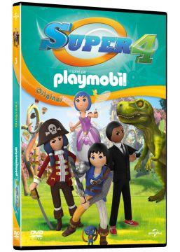 Super 4 (inspiré par Playmobil) - 3 - Origines