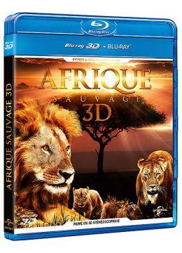 Afrique sauvage 3D