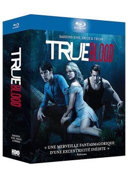 True Blood - L'intégrale des saisons 1 à 3