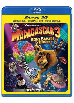 Madagascar 3 : Bons baisers d'Europe