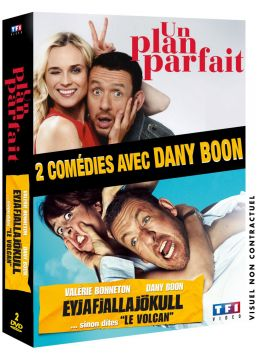 "2 comédies avec Dany Boon: Un plan parfait + Eyjafjallajökull ... sinon dites ""Le volcan"""