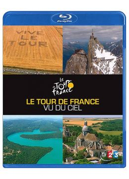 Le Tour de France vu du ciel