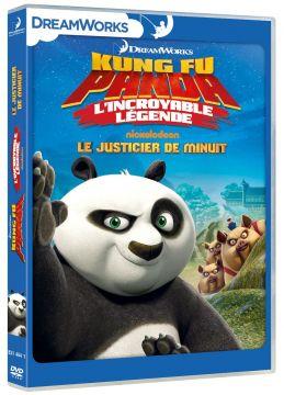 Kung Fu Panda - L'incroyable légende - Vol. 3 : Le justicier de minuit
