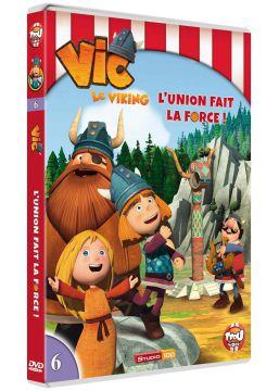 Vic le Viking - Vol. 6 - L'union fait la force !