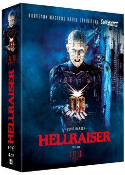 Hellraiser Trilogy I II III