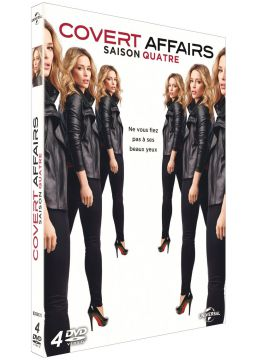 Covert Affairs - Saison 4