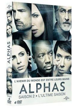 Alphas - L'intégrale de la saison 2