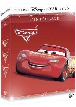 Cars - Intégrale - 3 films