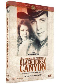 La Règlements de comptes à Black Horse Canyon