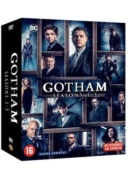 Gotham - Saisons 1 à 3