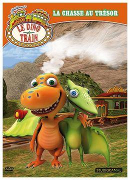 Le Dino Train - La chasse au trésor
