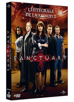 Sanctuary - Saison 2