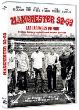 Manchester 92-99 : Les légendes du foot