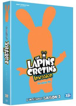 Les Lapins Crétins : Invasion - La série TV - L'intégrale saison 3