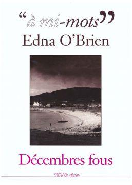 """""""à mi-mots"""" : Edna O'Brien"""