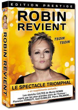 Muriel Robin - Robin revient (Tsoin tsoin)
