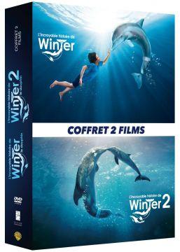 L'Incroyable histoire de Winter le dauphin 1 & 2