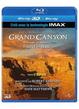 Grand Canyon, fleuve en péril
