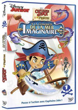Capitaine Jake et les pirates du Pays Imaginaire - 7 - À la conquête de la Mer Imaginaire