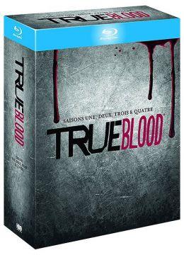 True Blood - L'intégrale des saisons 1 à 4