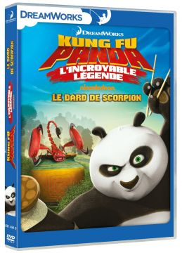 Kung Fu Panda - L'incroyable légende - Vol. 2 : Le dard de scorpion