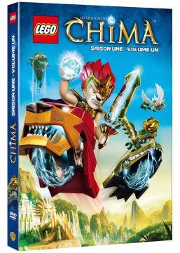LEGO - Les légendes de Chima - Saison 1 - Volume 1