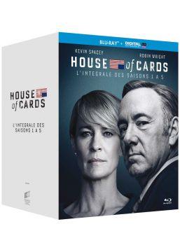 House of Cards - L'Intégrale saisons 1 à 5