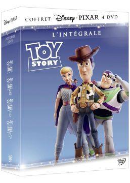 Toy Story - Intégrale - 4 films