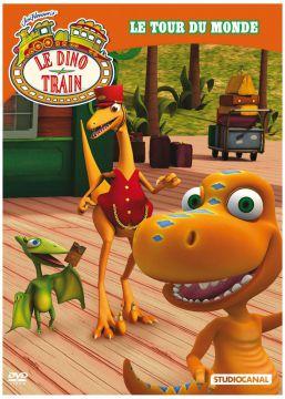 Le Dino Train - Le tour du monde