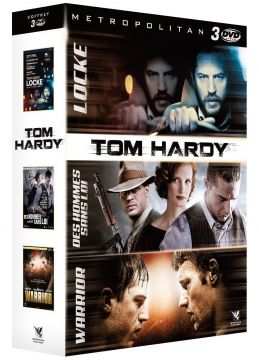 Tom Hardy : Des hommes sans loi + Warrior + Locke