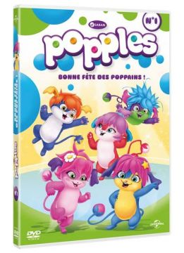 Popples - N°1 - Bonne fête des poppains !