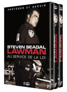 Steven Seagal : Lawman - Au service de la loi - Coffret n° 1