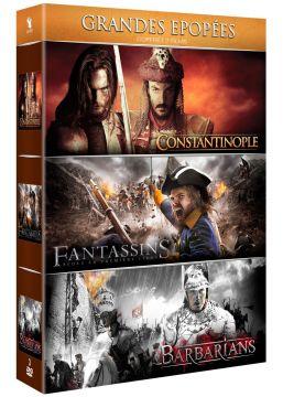 Grandes épopées : Constantinople + Fantassins + Barbarians